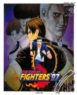 King of Fighters 97 / cover new