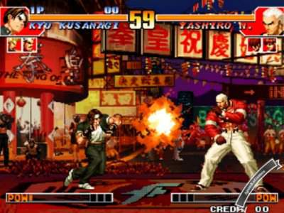 King of Fighters 97Screenshot photos 1
