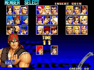 King of Fighters 97 Screenshot photos 2
