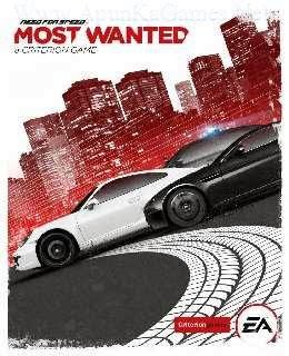 Need for Speed Most Wanted 2012 / cover new