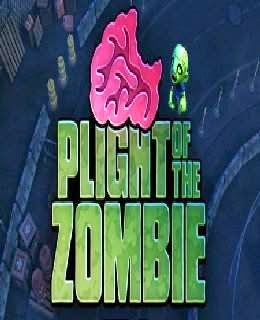 Plight of the Zombie cover new