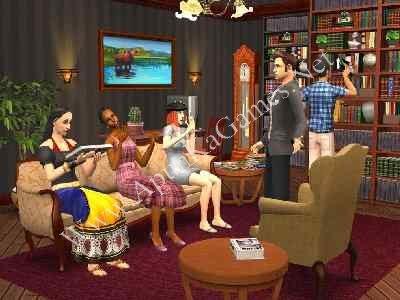 The Sims 2 Screenshot Photos 2