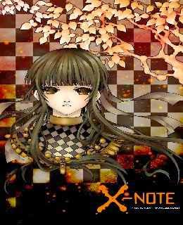 X-Note cover new