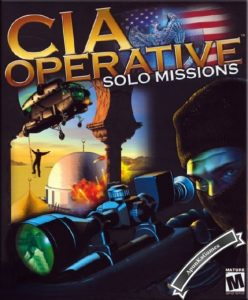 CIA Operative Solo Mission Cover cover new