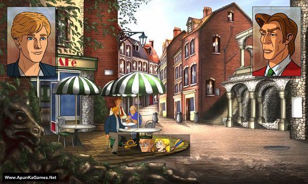 Broken Sword 2: The Smoking Mirror Screenshot 1, Full Version, PC Game, Download Free